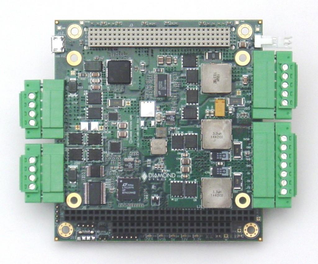 Advanced Technology 213W PC/104-Plus DC/DC Power Supply