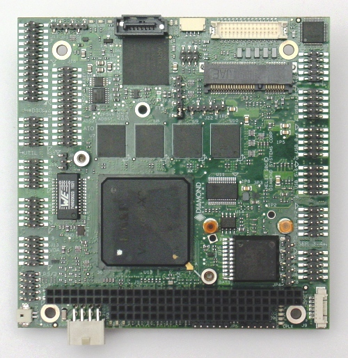 Helix PC/104 SBC with data acquisition
