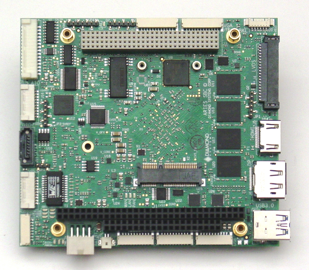Rugged, Highly Integrated PC/104-Plus SBC Powers MWD/LWD Surface Controller & Sensor Unit