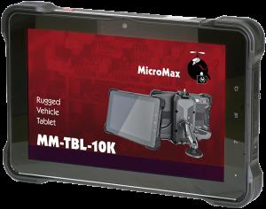 Rugged Vehicle Tablet MM-TBL-10K