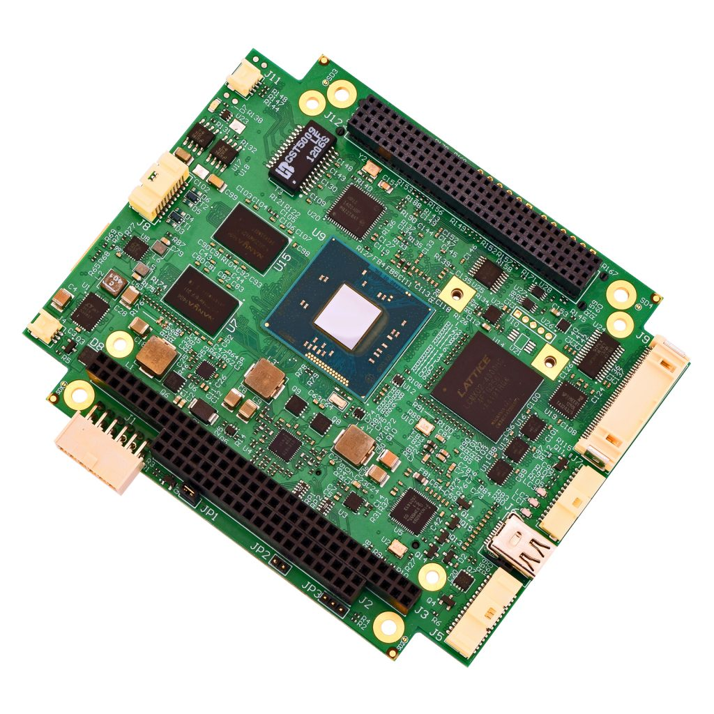 PPM-C407 PC/104-Plus SBC