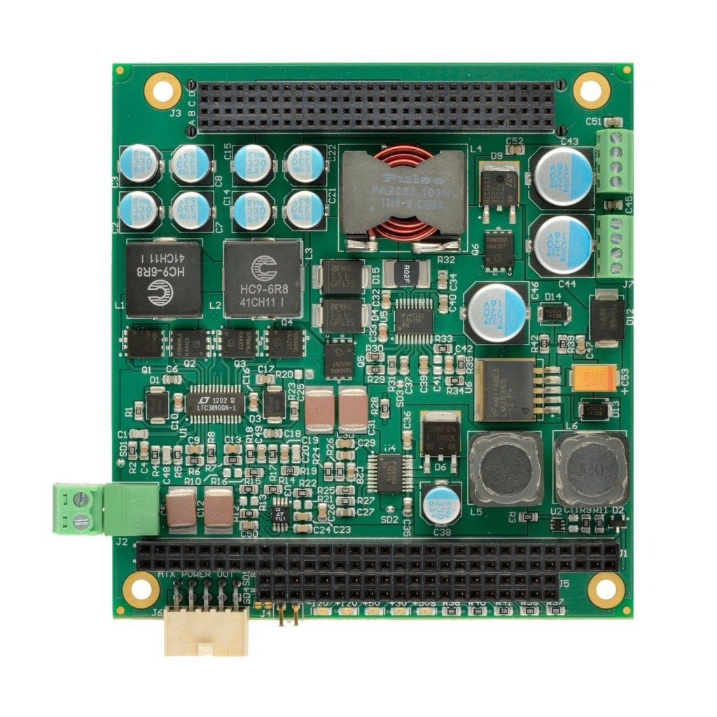 PPM-DC-ATX-P PC/104-Plus ATX DC/DC Power Supply