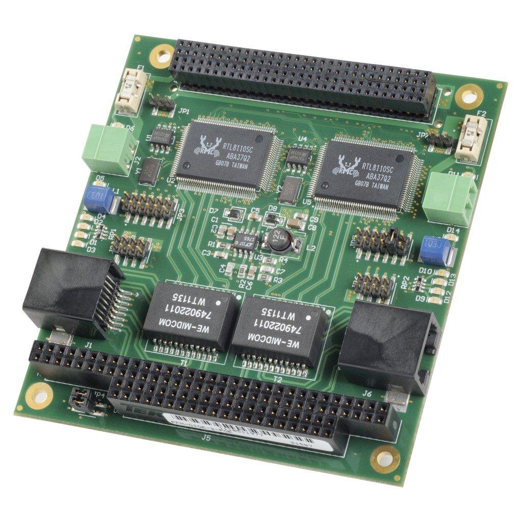 PPM-GIGE PC/104-Plus PoE Module