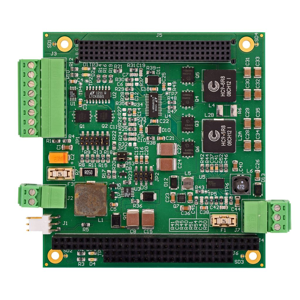 PPM-PS402 PC/104-Plus DC/DC Power Supply