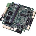 PX1-C415 PC/104 SBC with PCIe/104 OneBank Expansion