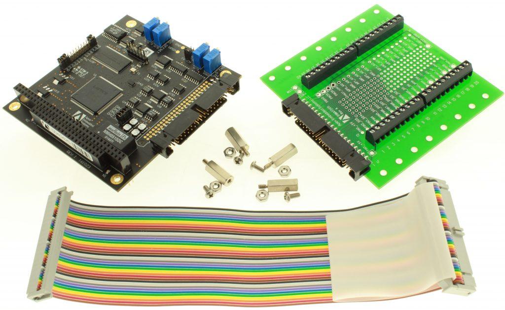 STX104 Analog I/O Starter Kit